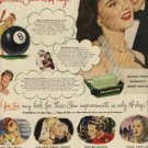 1948    Palmolive  ad   (#1099)