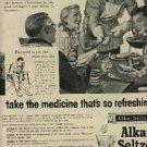 1955  Alka -Seltzer ad (# 1177)