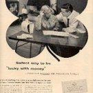 1960  New York Life Insurance Company ad (  # 1620)