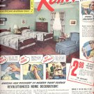 Sept. 21, 1942      Kem-Tone   ad  (#3586)