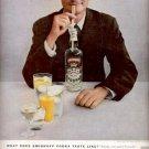 Sept. 9, 1957  Smirnoff Vodka  ad (# 4758)