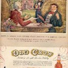 1957 Old Crow ad ( # 1781)