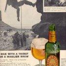1962 Ballantine Ale ad (   # 2347)