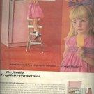 1964  Frigidaire refrigerator  ad (#4031)