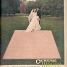 1958 Cathedral by Magee Carpet   ad (#4112)