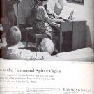 1960    Hammond Spinet Organ  ad (#4117)