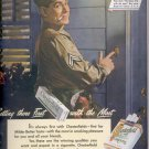 July 24, 1944  Chesterfield cigarettes  ad  (#3492)