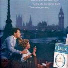 1959  Oasis Cigarettes ad (# 2247)