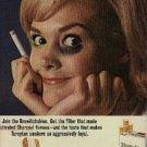 1964 Tareyton        cig.  ad ( # 758)