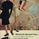 1960  Perma-Lift Panties ad (# 1184)