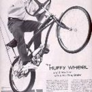 1968  Huffy Wheel Bike ad (# 3096)
