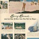 1946  Pan American World Airways ad (# 1742)