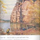 1960   New England Mutual Life Insurance  Company ad (# 4540)