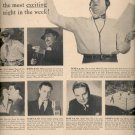 April 21, 1947   ABC- American Broadcasting Company  ad (#6194)