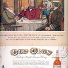 1957  Old Crow Kentucky Bourbon Whiskey   ad (# 4794)