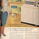 1962  Hotpoint Automatic washer  ad (#4149)