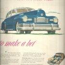 1952   Eureka Roto- Matic Cleaner  ad (#4202)