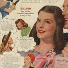1947 Palmolive   ad (# 803)