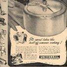 1947  Universal Pressure Cooker ad (# 2741)
