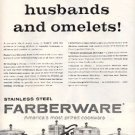 1959 Stainless Steel Farberware Cookware ad (# 2258)