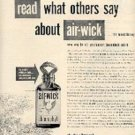 1946  Air- Wick ad (# 1749)