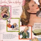 1946 Palmolive    Soap ad (# 2166)