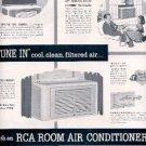 1952 RCA Room Air conditioner ad (# 2460)