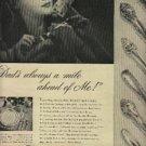 1946 Gorham Sterling      ad (# 689)