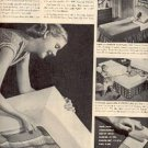 1952 Cannon Fitted Sheets ad (# 2304)