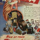 1944  Firestone ad ( # 574)