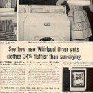 1955  Whirlpool Dryer ad (# 2962)