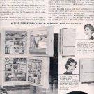 1959  Amana Freezer plus refrigerator ad (# 2617)