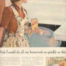 1944 Bon Ami powder ad (# 2110)