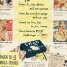 1943 Swan  soap     ad (# 556)