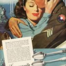 1945 Community silverware ad (#563)
