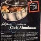 1946  Club Aluminum ad (#  1739)