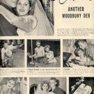 1944 Woodbury Facial Soap    ad (# 2395)