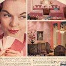 1960  Super Kem Tone paint ad    (   # 1710)
