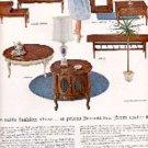 1962 Bassett  Furniture ad ( #  3055)