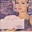 1962 Scotties Tissues ad (  # 2385)
