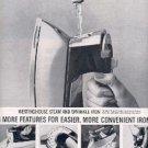 1962 Westinghouse Iron   ad ( # 2119)