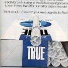 1972 True Cigarette ad ( # 1434)