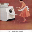 1962 Westinghouse ad ( # 2582)