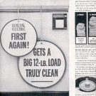 1961 General Electric  Washer ad ( # 2130)