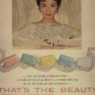 1958  Lux soap ad (  # 999)