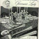 1937 Gorham Sterling      ad (#  992)
