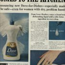 1965   Dove for Dishes ad   ( # 684)