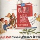 Jan. 18, 1964  Pall Mall Cigarettes    ad (# 631)