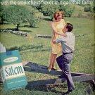 Jan. 18, 1964 Salem Cigrettes    ad (# 664)