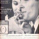 1960  Oasis Cigarettes  ad (# 5288)